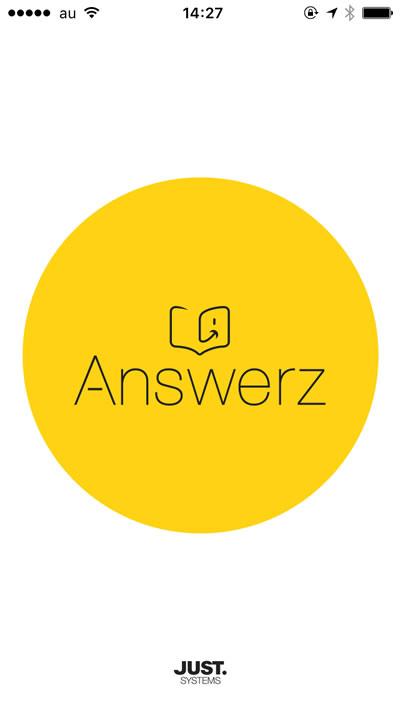 お小遣いアプリ「Answerz」