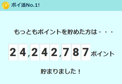 ECナビ 年間最高は242万円稼いだ ポイ活の日